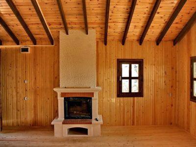 Ahşap Ev İç Tasarım